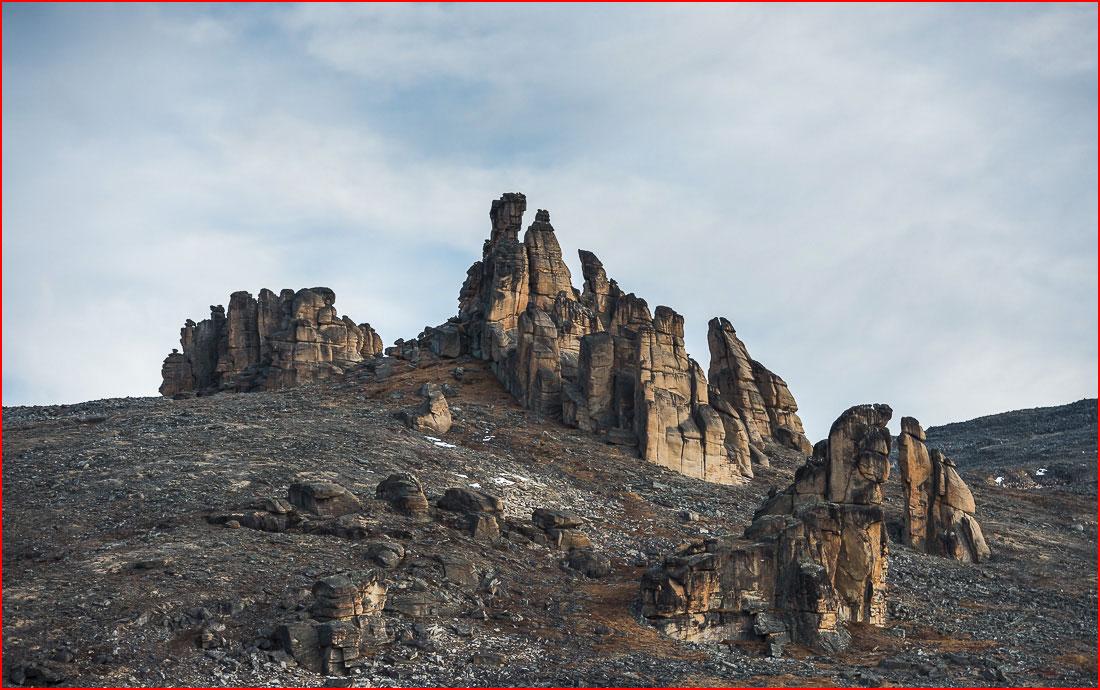 עמודי טבע בצ'וקטקה