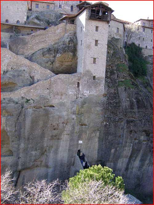 מטאורה, יוון
