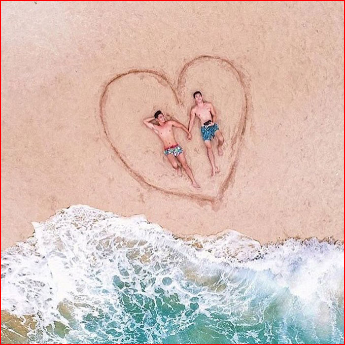 לב אחד לשניים