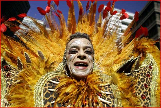דראג קווינס במצעדי הגאווה
