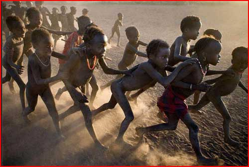 טיול באפריקה