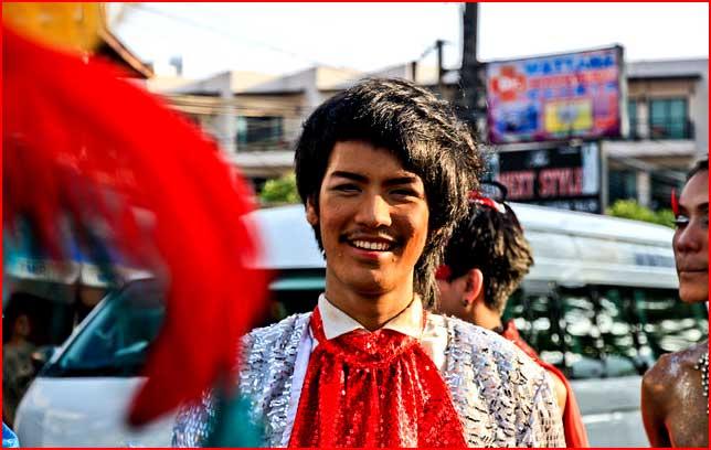 מצעד הגאווה בפאטונג, תאילנד