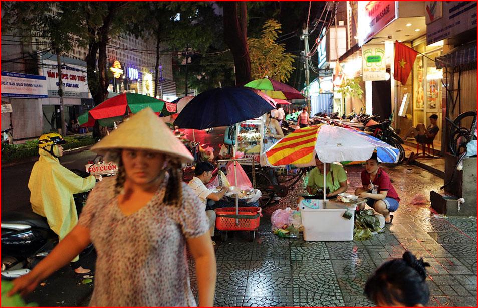 טיול בהו צ'י מין סיטי, וייטנאם