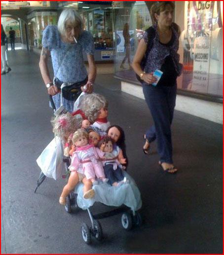 בובות של סבתא