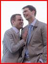חתונתם של ג'ף וסבסטיאן (12 תמונות)
