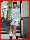 אופנה יפנית - קינקית ונועזת (32 תמונות)