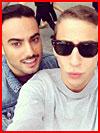 זוג הומואים ופנינה רוזנבלום ירוצו למיליון (וידאו) + (2 תמונות)