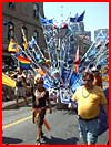 מצעד הגאווה בטורונטו, קנדה (21 תמונות)