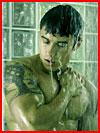 במקלחת