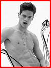 יופי גברי בצבע שחור-לבן (20 תמונות)