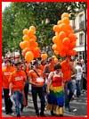 מצעד הגאווה בפריס (27 תמונות)