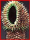 עשוי מעפרונות (20 תמונות)