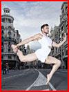 רקדן בלט דוד זונגולי (11 תמונות)