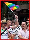 מצעד הגאווה בטוקיו (28 תמונות)