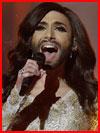 מלכת אוסטריה זכתה באירוויזיון