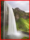 מפלים באיסלנד (18 תמונות)