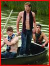 שלושה בסירה אחת