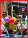 מצעדי הגאווה בתל אביב (25 תמונות)