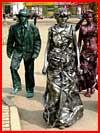 תחרות פסלים חיים באוקראינה (25 תמונות)