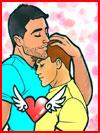 אהבה מצוירת