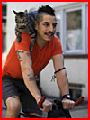 בוקר באופניים