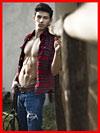 גברים בג'ינס (30 תמונות)