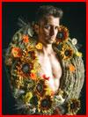 אשליות הפרחים של סטפן ואן ברלו (12 תמונות)