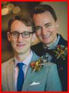 חתונה של בריאן ואדם (48 תמונות)