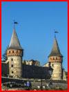 מצודה בקמנץ-פודולסק (אוקראינה)