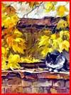 מצב רוח סתוי בציורים של אנה צ'ארין