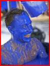 אנשים כחולים (25 תמונות)