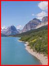 פארק לאומי גליישר, קנדה