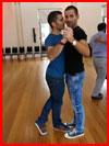 לומדים ריקוד