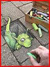 אומנות רחוב של דויד זאיין (21 תמונות)