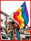 מצעד הגאווה בפאטונג, תאילנד (22 תמונות)