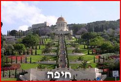 מדריך גייז - חיפה והצפון